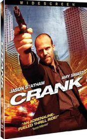 Crank - (Region 1 Import DVD)