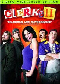 Clerks II - (Region 1 Import DVD)
