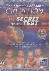 Miracles Of Man's Creation - (Import DVD)
