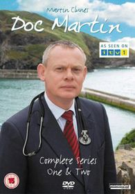 Doc Martin-Series 1 & 2 - (Import DVD)