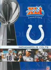 Nfl Super Bowl Xli - (Region 1 Import DVD)