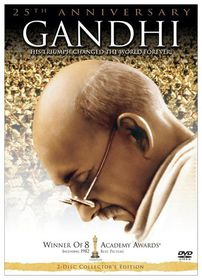 Gandhi 25th Anniversary Collector's Edition - (Region 1 Import DVD)