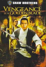 Vengeance is a Golden Blade/Shaw Bros - (Region 1 Import DVD)