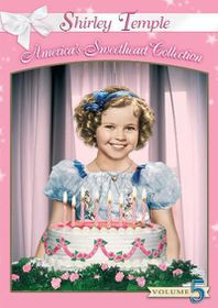 Shirley Temple Collection Vol 5 - (Region 1 Import DVD)