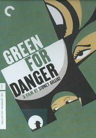 Green for Danger - (Region 1 Import DVD)