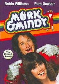 Mork & Mindy:Second Season - (Region 1 Import DVD)