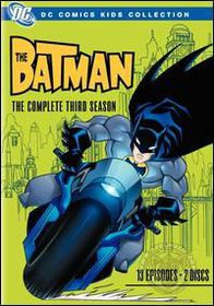Batman:Complete Third Season - (Region 1 Import DVD)