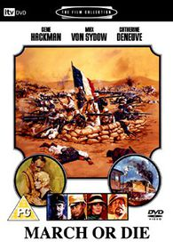 March Or Die                   - (Import DVD)