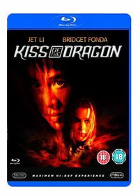 Kiss Of The Dragon - (Import Blu-ray Disc)