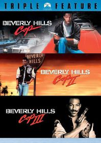 Beverly Hills Cop Collection - (Region 1 Import DVD)