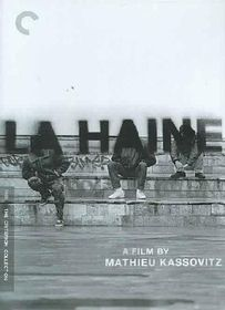 La Haine - (Region 1 Import DVD)