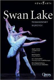 Tchaikovsky:Swan Lake - (Region 1 Import DVD)