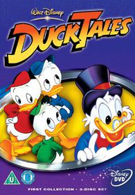Ducktales Series 1 - (Import DVD)
