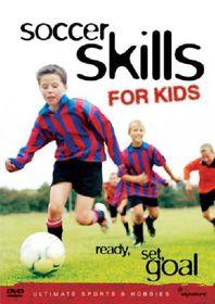 Soccer Skills For Kids - (Import DVD)
