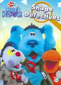 Blue's Clues: Blue's Room Shape Detectives - (Region 1 Import DVD)