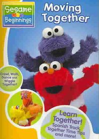 Sesame Beginnings:Moving Together - (Region 1 Import DVD)