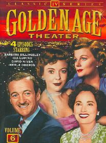 Golden Age Theater Vol 6 - (Region 1 Import DVD)