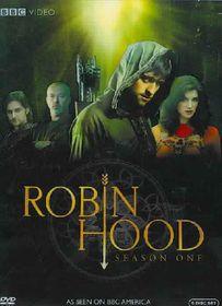 Robin Hood:Season 1 - (Region 1 Import DVD)