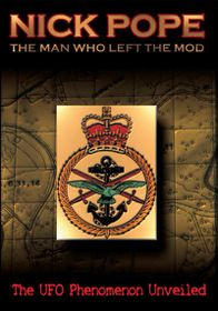 Nick Pope:Man Who Left the Mod - (Region 1 Import DVD)