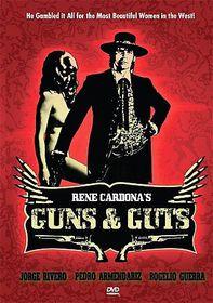 Guns and Guts - (Region 1 Import DVD)