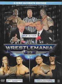 Wrestlemania 23 Ultimate Edition - (Region 1 Import DVD)