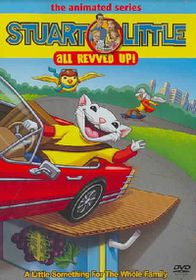 Stuart Little Animated Series - All Revved Up! - (Region 1 Import DVD)