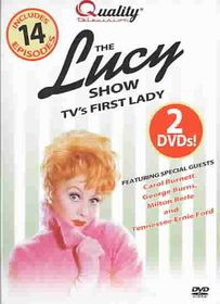Lucy Show:Tv's First Lady - (Region 1 Import DVD)