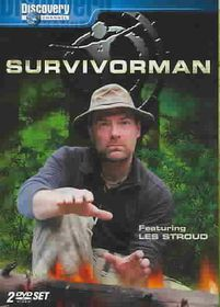 Survivorman - (Region 1 Import DVD)