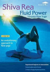 Shiva Rea: Fluid Power - Vinyasa Flow Yoga - (Region 1 Import DVD)