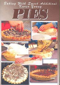 Pies with Pastry Chef Karen Young - (Region 1 Import DVD)