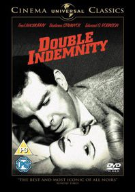 Double Indemnity - (Import DVD)