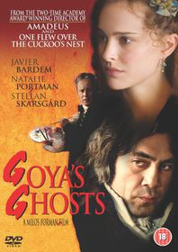 Goyas Ghosts - (Import DVD)