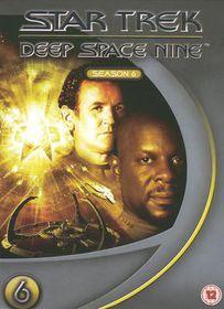 Star Trek Deep Space 9 - Season 6 (Slimline Edition) - (DVD)