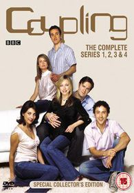 Coupling: Complete BBC Series 1-4 Box Set (Special Collectors Edition) [2000] [DVD]