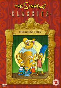 The Simpsons: Greatest Hits - (DVD)