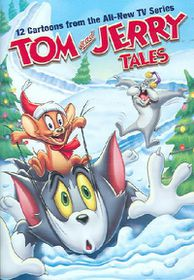 Tom and Jerry:Tales Vol 1 - (Region 1 Import DVD)