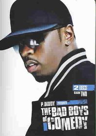 P. Diddy Presents the Bad Boys of Comedy - Season Two - (Region 1 Import DVD)