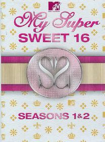 My Super Sweet 16:Seasons 1 & 2 - (Region 1 Import DVD)