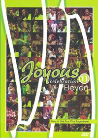 Joyous Celebration - Vol 11: Live At The Sun City Superbowl (DVD)