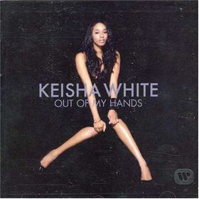 Keisha White - Out Of My Hands (CD)