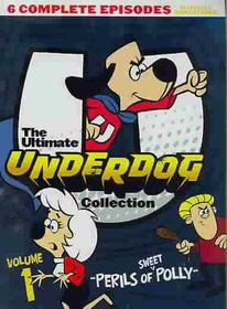 Ultimate Underdog:Vol 1 - (Region 1 Import DVD)