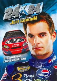 24x24 Wide Open with Jeff Gordon - (Region 1 Import DVD)