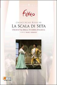 Rossini (1792 - 1868) - La Scala Di Seta (DVD)