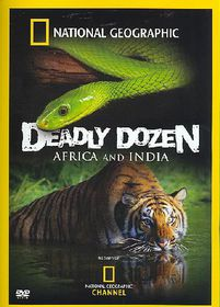 Deadly Dozen:Africa and India - (Region 1 Import DVD)