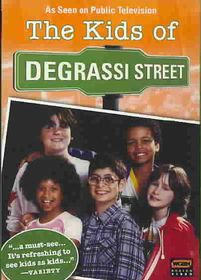 Kids of Degrassi Street Series - (Region 1 Import DVD)