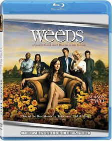 Weeds Season 2 - (Region A Import Blu-ray Disc)