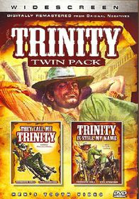 They Call Me Trinity/Trinity is Still My Name - (Region 1 Import DVD)