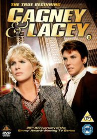 Cagney & Lacey Box Set - (Import DVD)