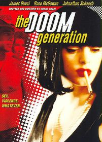 Doom Generation - (Region 1 Import DVD)