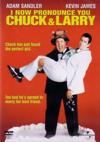 I Now Pronounce You Chuck and Larry (2007)(DVD)